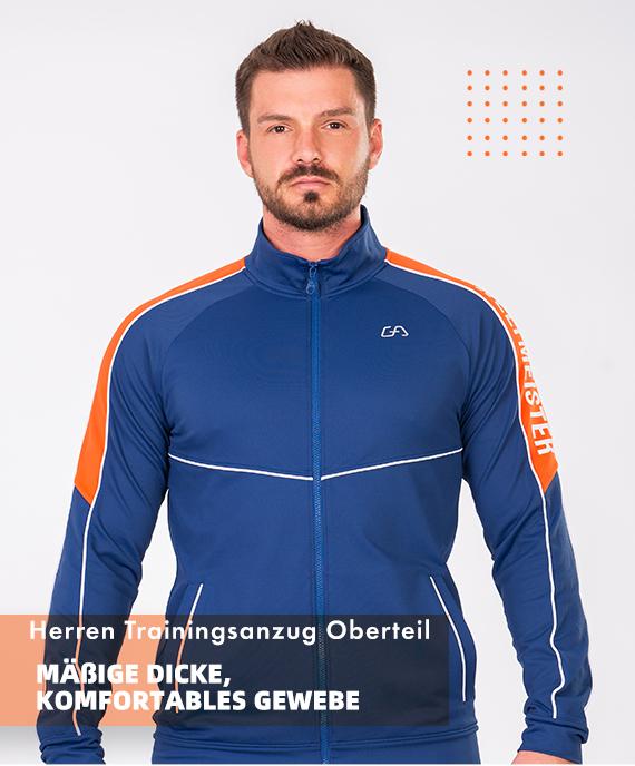 Funktional Anzug Jacke für Herren in Holzkohle | Gym Aesthetics
