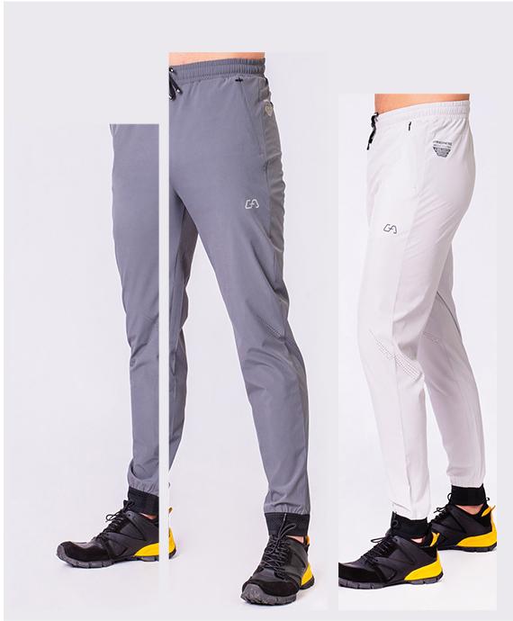 Wesentlich Jogginghosen für Herren in Holzkohle | Gym Aesthetics